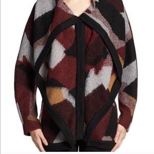 Thakoon Addition Double-layer Intarsia Sweater